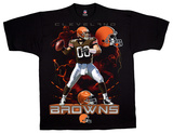 NFL: Browns Quarterback T-Shirt
