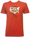 Pavement - North America (slim fit) T-shirts