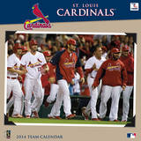 St Louis Cardinals - 2014 Calendar Calendars