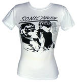 Juniors: Sonic Youth - White Goo T-shirts