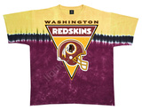 Redskins Logo Banner T-shirts