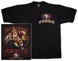 NFL: 49ers Running Back T-skjorter