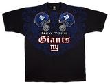 Giants Face Off T-skjorte