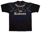 Ravens Face Off Shirts