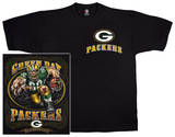 Packers Running Back T-shirts