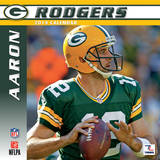 Green Bay Packers Aaron Rodgers - 2014 Calendar Calendarios