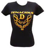 Juniors: Tenacious D - Firebird T-Shirt