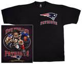 NFL: Patriots Running Back T-skjorte