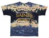 NFL: Saints Horizontal Stencil Shirts