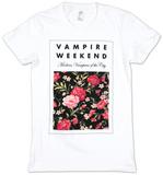 Women's: Vampire Weekend - Floral Shirt