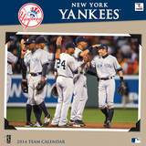 New York Yankees - 2014 Calendar Calendars