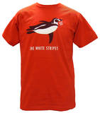 The White Stripes - Red Penguin T-shirts