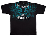 Eagles Face Off T-shirts