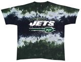 Jets Horizontal Stencil T-skjorte