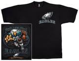 NFL: Eagles Running Back Skjorter