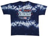 Patriots Horizontal Stencil Shirts