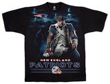 NFL: Patriots Tunnel T-skjorter
