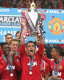 Robin Van Persie Manchester United Champions Glossy Photograph Photo