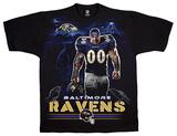 NFL: Ravens Tunnel T-skjorter