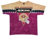 NFL: 49ers Logo Banner T-Shirt