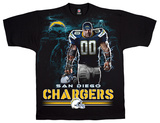 NFL: Chargers Tunnel T-shirts