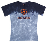 Juniors: NFL: Bears Banded Logo T-Shirt