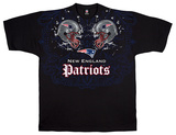 NFL: Patriots Face Off T-shirts
