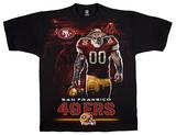 NFL: 49ers Tunnel Skjorte
