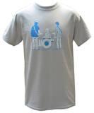 Yo La Tengo - Cartoon Band T-shirt