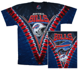 Bills Logo V-Dye T-Shirt