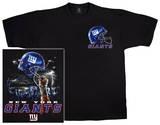 Giants Logo Sky Helmet Skjorter