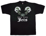 Jets Face Off Shirts