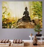Bouddha Wallpaper Mural