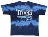 Titans Horizontal Stencil T-skjorte