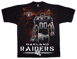 NFL: Raiders Tunnel T-skjorter