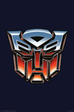 Transformers Autobot Logo Posters