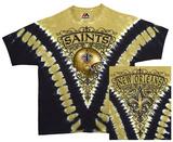 Saints Logo V-Dye T-skjorte