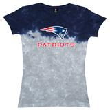 Juniors: NFL: Patriots Banded Logo T-shirts