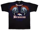 NFL: Broncos Face Off Skjorter