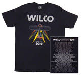 Wilco - Cropduster Tour (slim fit) T-shirts