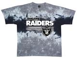 Raiders Horizontal Stencil T-skjorter
