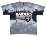 NFL: Raiders Horizontal Stencil Shirt