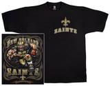 NFL: Saints Running Back T-skjorter