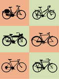 Bicycle Poster Prints by  NaxArt