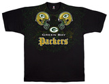 Packers Face Off T-shirts