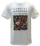 Vampire Weekend - Floral (slim fit) Magliette