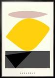 Souzon Kunstdrucke von Victor Vasarely