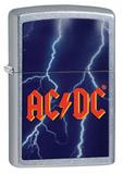 ACDC Lightening Street Chrome Zippo Lighter Lighter