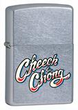 Cheech & Chong Street Chrome Zippo Lighter Lighter