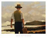 The Drifter Art by Jack Vettriano
